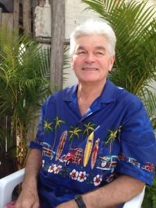 Meet Larry Matthews, Buddha Logic's executive vice president