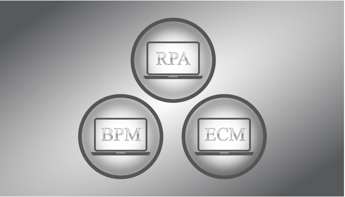 RPA, BPM and ECM: Making Sense of Information Management Acronyms